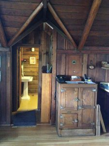 The Rental Cabin at Lumos